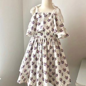 Girls Size 7 Spring/Summer/Easter Dress